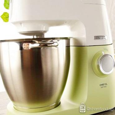 Kenwood share food chef xl sense machine
