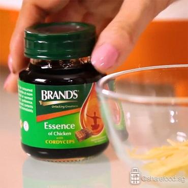 brands share food steamed frog leg