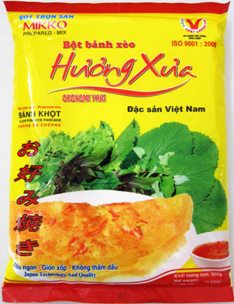 Huongxua packaging