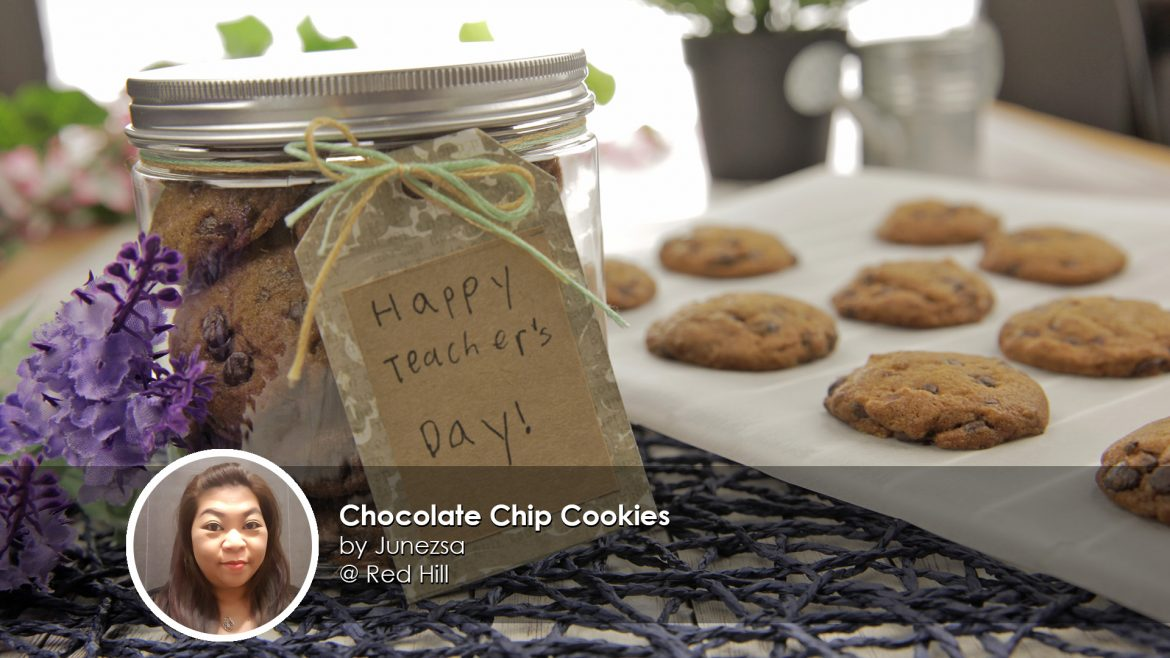Chocolate Chip Cookies home cook Junezsa creation