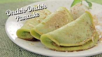 Ondeh Ondeh Pancake