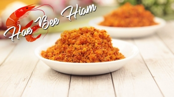 Hae Bee Hiam (Dried Shrimps Spicy Sambal)