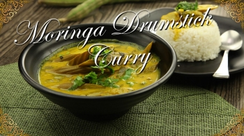Moringa Drumstick Curry