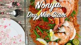 Nonya Dry Mee Siam