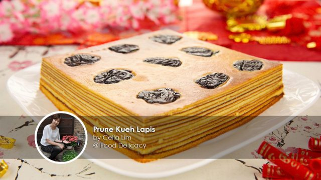 prune kueh lapis home cook celia lim creation