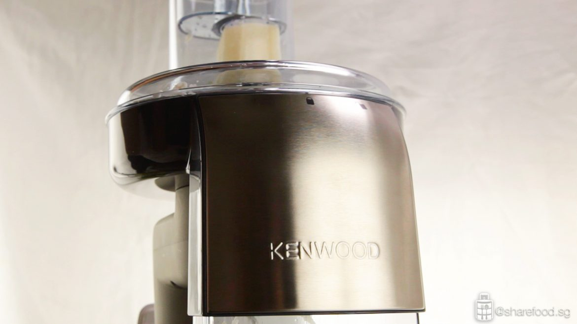 Kenwood Stand Mixer Attachment featuring the brand