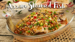 Assam Steamed Fish