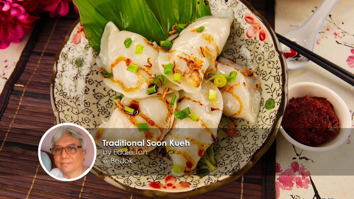 Soon Kueh home cook Eddie Tan creation