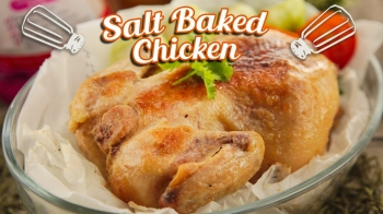 Salt Baked Chicken