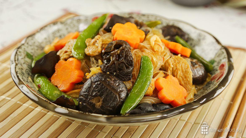 Buddhas-delight-vegetarian-dish-luo-han-zai