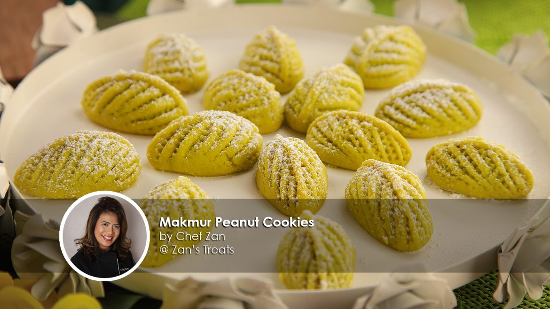 Makmur-Peanut-Cookies-Recipe-ChefZan-Kenwood