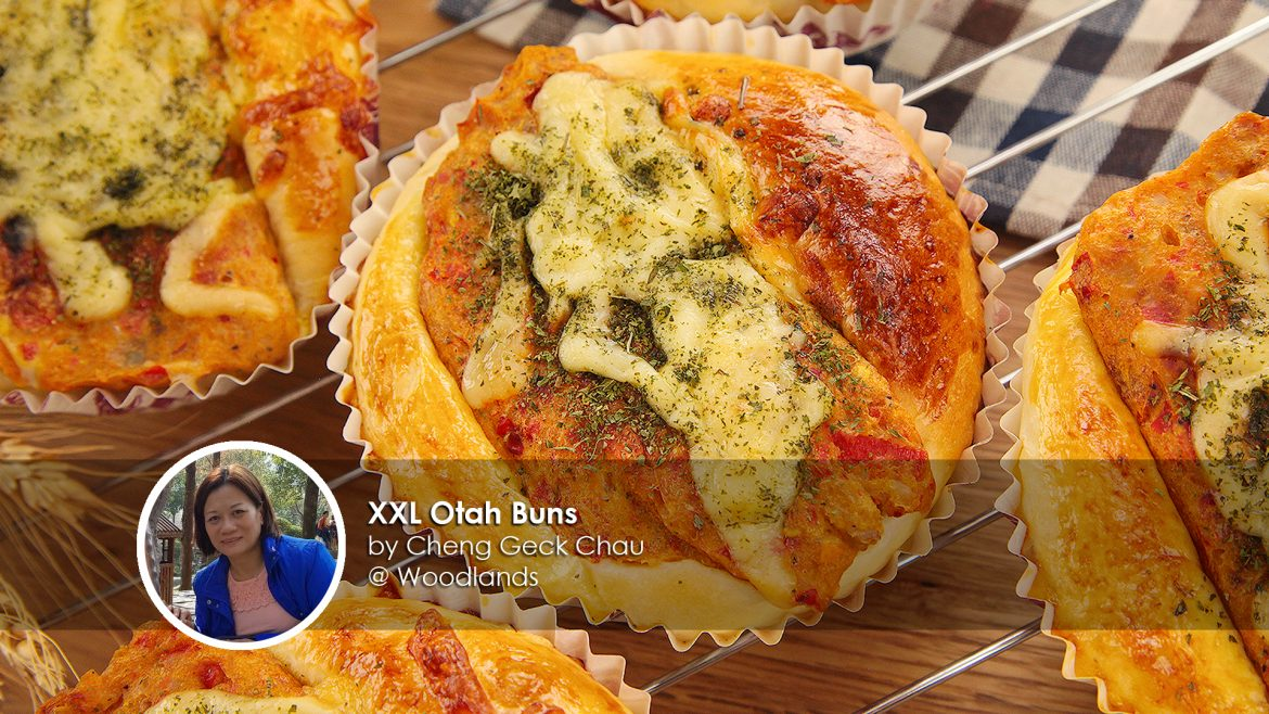 XXL Otah Buns home cook Cheng Geck Chau creation
