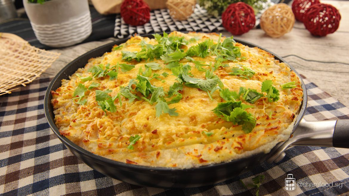 Guinness Shepherd's Pie full image 2
