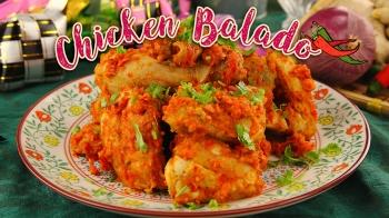 Chicken Balado