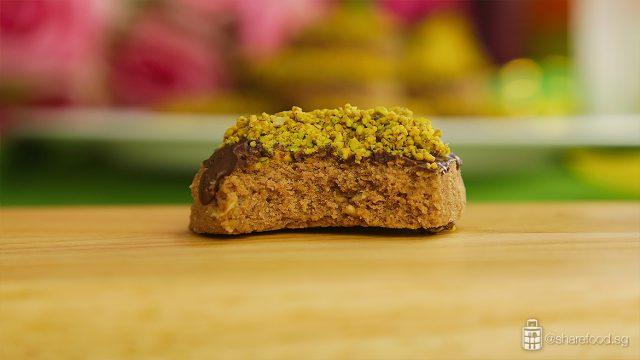 Pistachio-Crunchy-Cookies