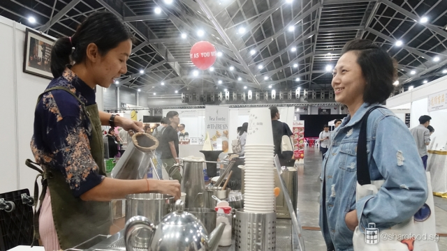 La Kopi Singapore 2019 Coffee Break at Amoy
