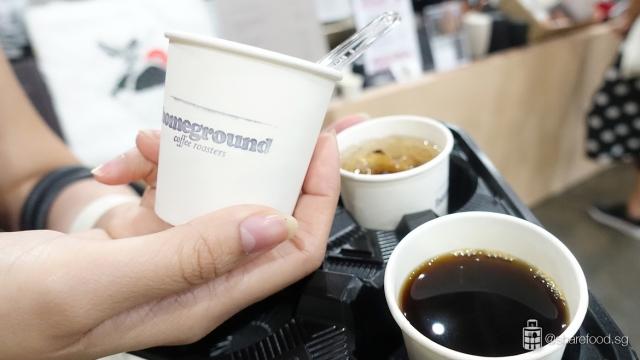 La Kopi Singapore 2019 Homeground coffee 3 in 1 set