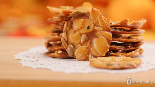 Florentine cookie
