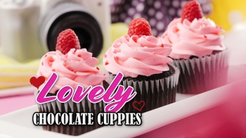 Lovely Chocolate Cuppies