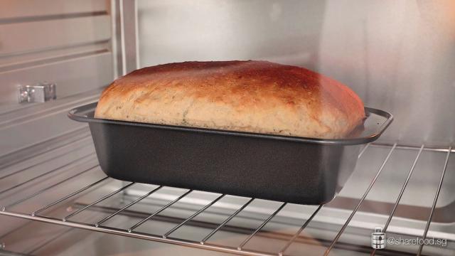 Put it to bake