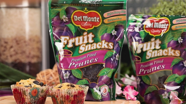 del monte healthy prunes for baking