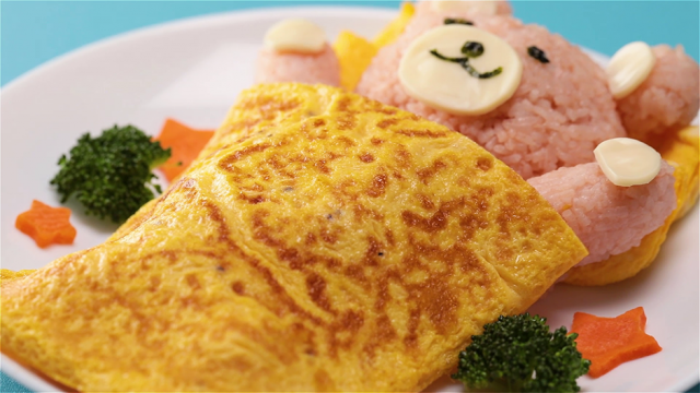 Egg Blanket for Cute Bento