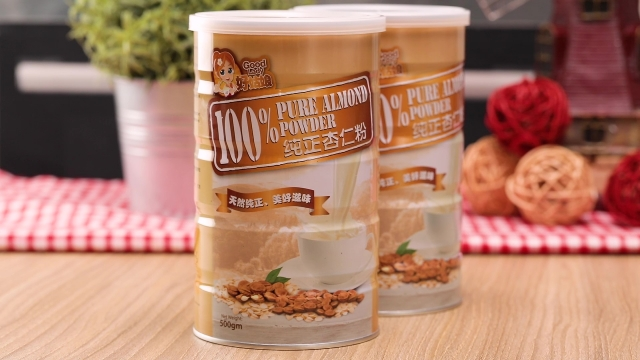 Good Lady's 100% pure almond powder