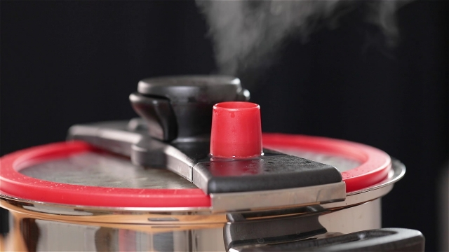 Quicker Cooker steaming