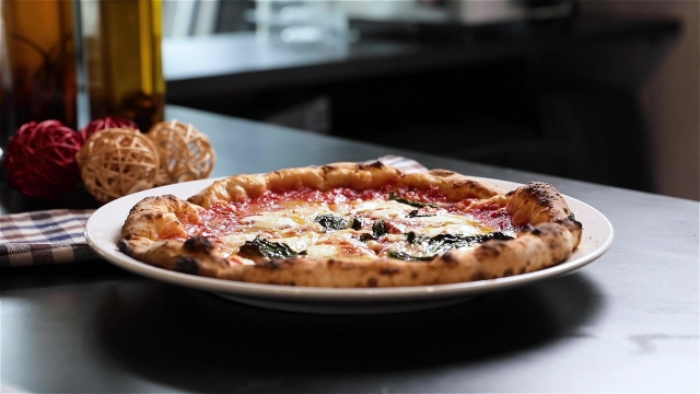 Margarita pizza, Classic pizza, Zazz pizza