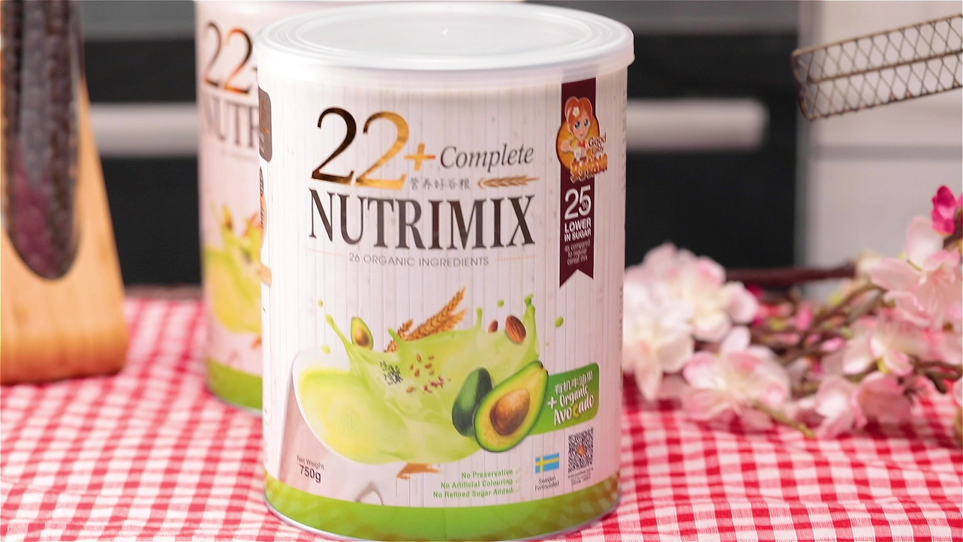 Nutrimix Avocado Powder