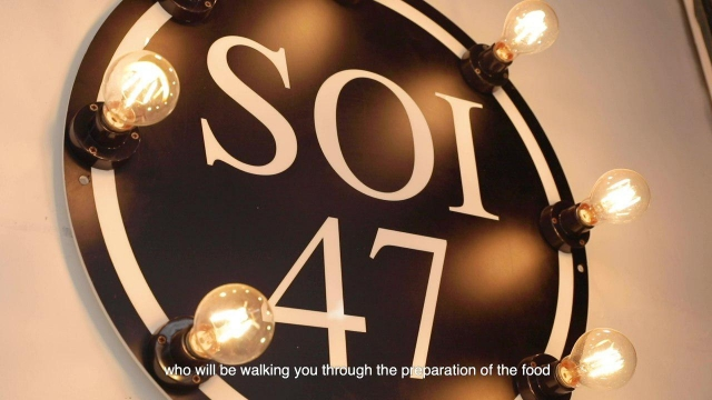 Soi 47 Thai Food at 111 King George's Ave, Singapore 208559