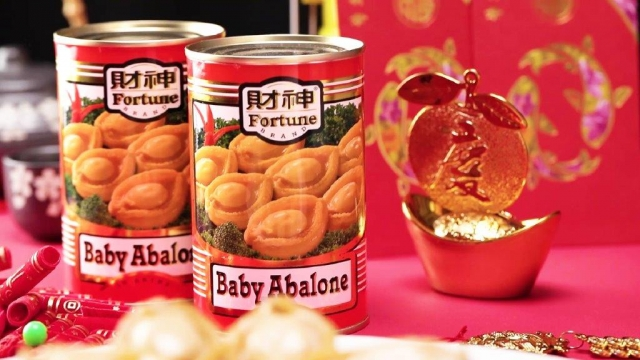 Fortune Baby Abalones