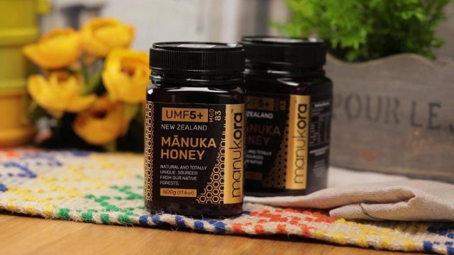 Hockhua Tonic's Maukora Manuka Honey UMF 5+