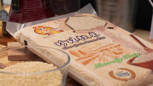 Good lady short grain brown rice