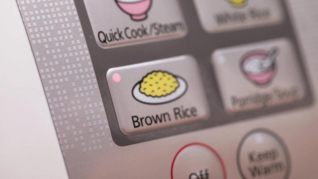 Rice cooker brown rice mode