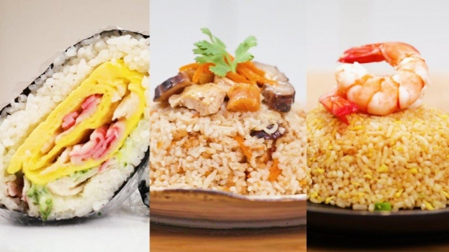3 easy asian rice dishes for breakfast lunch and dinner
