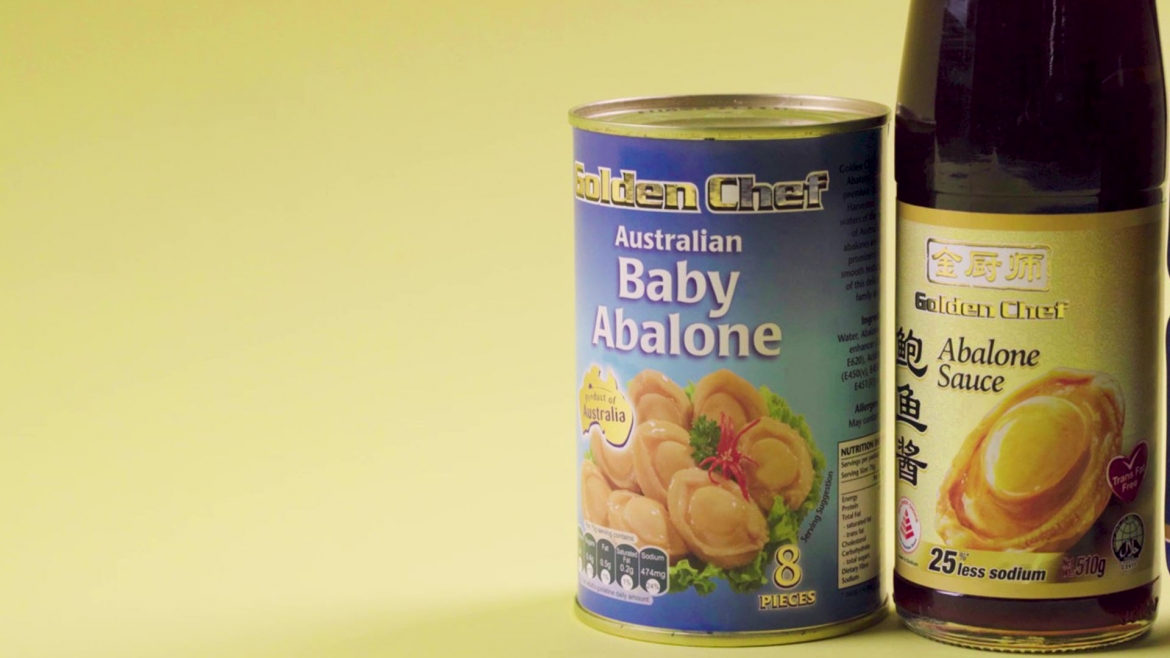 Golden Chef Baby Abalone and Golden Chef Abalone Sauce