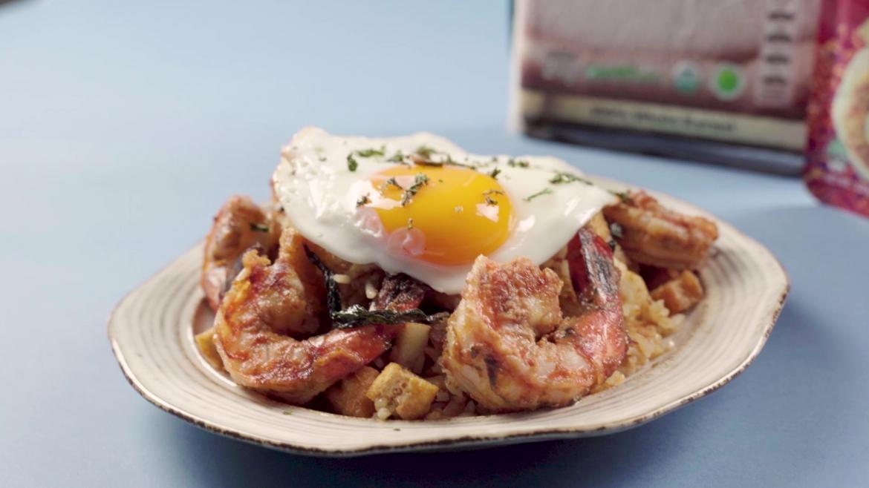 Golden Chef NTUC FairPrice Laksa Fried Rice