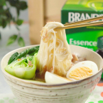Mee Sua Soup with BRANDS'S Essence of Chicken recipe